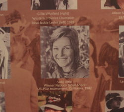 Sally Little inducted into Famous Female Golfers